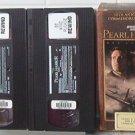 Pearl Harbor VHS 2001 2-Tape Set Pan & Scan 60th Anniversary