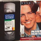 Nine Months VHS Movie 1995 Hugh Grant. Julianne Moore Robin Williams Joan Cusack