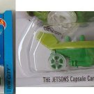 Hot Wheels 2015 #057 Jetsons Capsule Car (CFH76-07B3) Brand NEW!