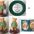 Dept 56 Downstairs Bears Mr. Frederick Freddy Pumphrey Bosworth Figurine