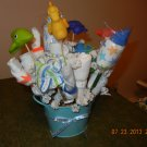 Baby Clothes Bouquet, Baby Bouquet Centerpiece