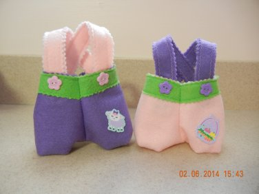 Bunny Pants Treat Bags