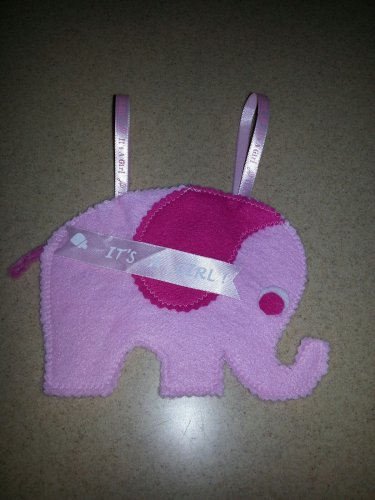 Elephant Baby Shower Treat Bags
