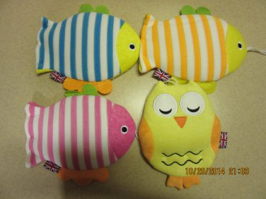 Cozy Critters Hot & Cold Rice Pads, Heating Pads, Therapy Pads