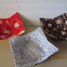 "Microwaver Bowl Cozies (Size 10""-Small), Kitchen Gift, Housewarming Gift"