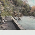 Spa Well Gilsland  Postcard. Mauritron 214296
