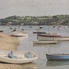 Creek Mylor Falmouth Cornwall Postcard. Mauritron 214309