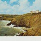 Polurrian Cove Cornwall Postcard. Mauritron 214310