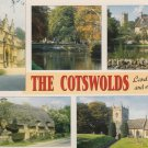 Cotswolds Multiview Postcard. Mauritron 214312