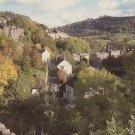 Matlock Bath Riber Castle Postcard. Mauritron 214327