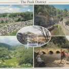 The Peak District Multiview Postcard. Mauritron 214332
