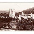 Balmoral Castle  Postcard. Mauritron 214336