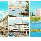 Hull Multiview Postcard. Mauritron 214343