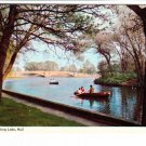 East Park Boating Lake Hull Postcard. Mauritron 214350