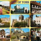 City of York Views Postcard. Mauritron 214354