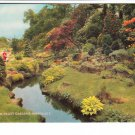 Rock Garden Valley Harrogate Postcard. Mauritron 214358