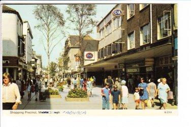 Shopping Precinct Larnaca Postcard. Mauritron 214362