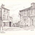 The Black Bull Haworth Yorkshire Postcard. Mauritron 220655