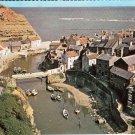 Staithes Yorkshire Postcard. Mauritron 220661