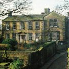 Bronte Parsonage Haworth Yorkshire Postcard. Mauritron 220672