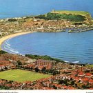 Scarborough Castle and South Bay Postcard. Mauritron 220688
