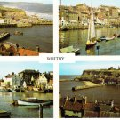 Whitby Multiview Postcard. Mauritron 220691