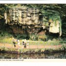 Dropping Well from East Knaresborough Postcard. Mauritron 220703