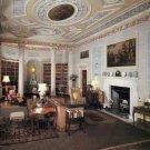 Library Newby Hall Ripon Yorkshire Postcard. Mauritron 220711