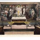 Lyndhurst Church Reredos Postcard. Mauritron 220743