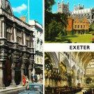 Exeter Devon Multiview Postcard. Mauritron 248314