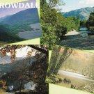 Borrowdale Multiview Postcard. Mauritron 248357