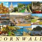 Cornwall Multiview Postcard. Mauritron 248362
