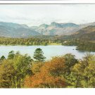 Head of Windermere Langdale Pikes Postcard. Mauritron 248373
