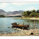 Derwentwater and Calsey Pike Cumbria Postcard. Mauritron 248403