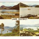 Lake District Multiview Colourmaster Series Postcard. Mauritron 248417