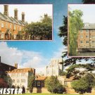 Winchester Hampshire Multiview Postcard. Mauritron 248428