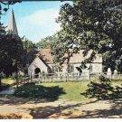 Brockenhurst Parish Church Doomesday Postcard. Mauritron 248434