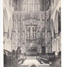 Winchester Cathedral The Reredos Postcard. Mauritron 249750