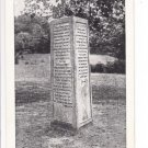 Rufus Stone New Forest Hampshire Postcard. Mauritron 249754