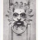 Sanctuary Knocker Durham Cathedral Postcard. Mauritron 249767