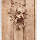 Durham Cathedral Sanctuary Knocker Postcard. Mauritron 249779