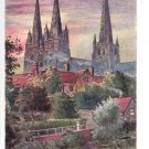 Titchfield Hampshire Cathedral View Postcard. Mauritron 249780