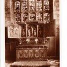 Reredos in Chapel Durham Castle Postcard. Mauritron 249782