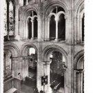 The Choir from Triforium Romsey Abbey Postcard. Mauritron 249789