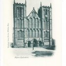 Ripon Cathedral Yorkshire Postcard. Mauritron 249820