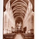 Buckfast Abbey Church Interior Postcard. Mauritron 249837