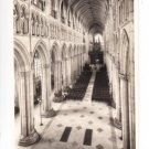 The Nave Beverley Minster Yorkshire Postcard. Mauritron 249845