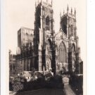 York Minster from the North West Postcard. Mauritron 249857