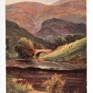 Castle Rocks St Johns Vale English Lakes Postcard. Mauritron 249868