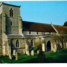 St Andrews Church Chinnor Oxfordshire Postcard. Mauritron 249906